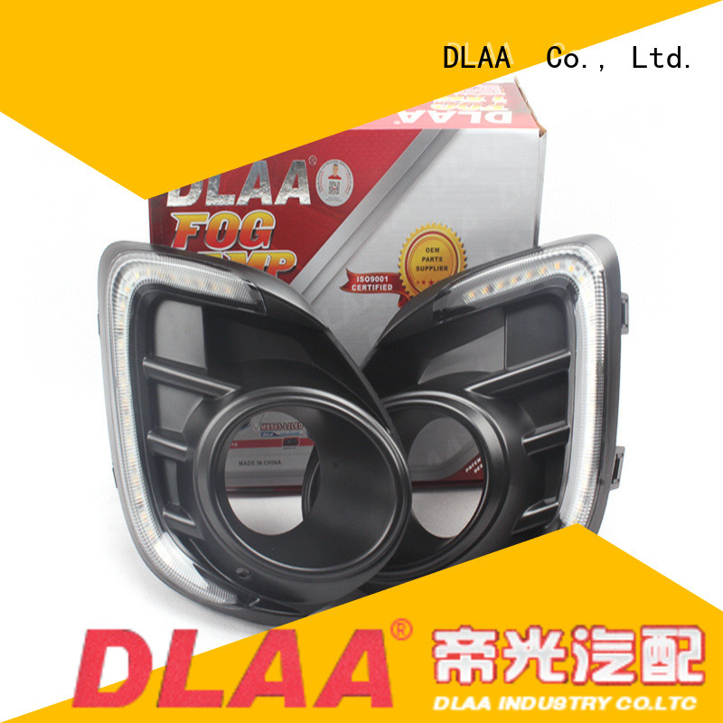 DLAA 2016 mitsubishi lancer fog lights Factory for Mitsubishi Cars