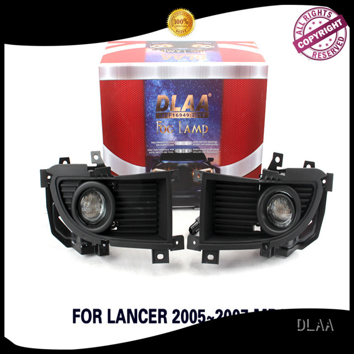 DLAA led square fog lamps Suppliers for Mitsubishi Cars