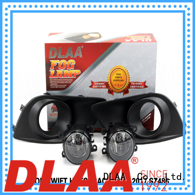 DLAA Custom isuzu fog lights Manufacturer for Isuzu Cars