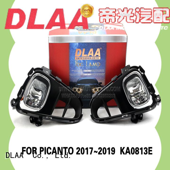 DLAA complete kia fog lights Supply for Kia Cars