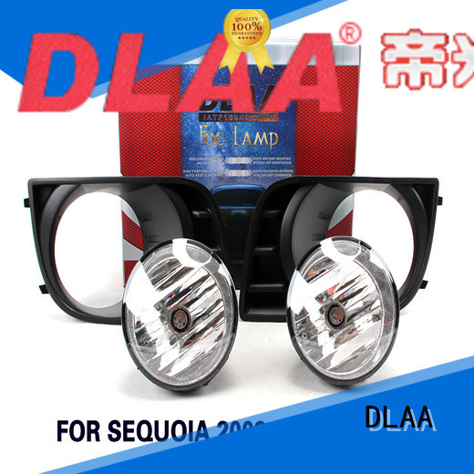 DLAA Best universal fog light kit Suppliers for Toyota Cars