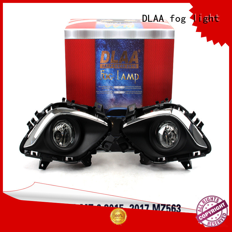 DLAA Best fogs lights factory for Mazda Cars