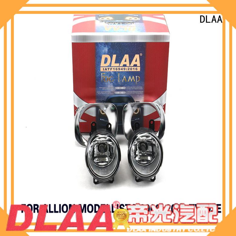 DLAA chmp best fog light for car company for Toyota Cars