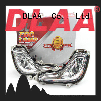 DLAA elite i20 fog light with drl Factory for Hyundai Cars