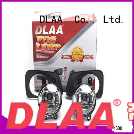 DLAA OEM 2017 tacoma amber fog lights Company for Toyota Cars