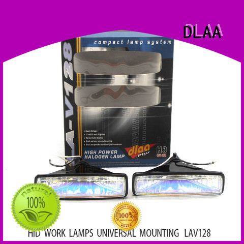 DLAA la2600b daytime driving lights manufacturers for Cars