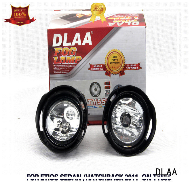 DLAA Best best fog light for car Suppliers for Toyota Cars
