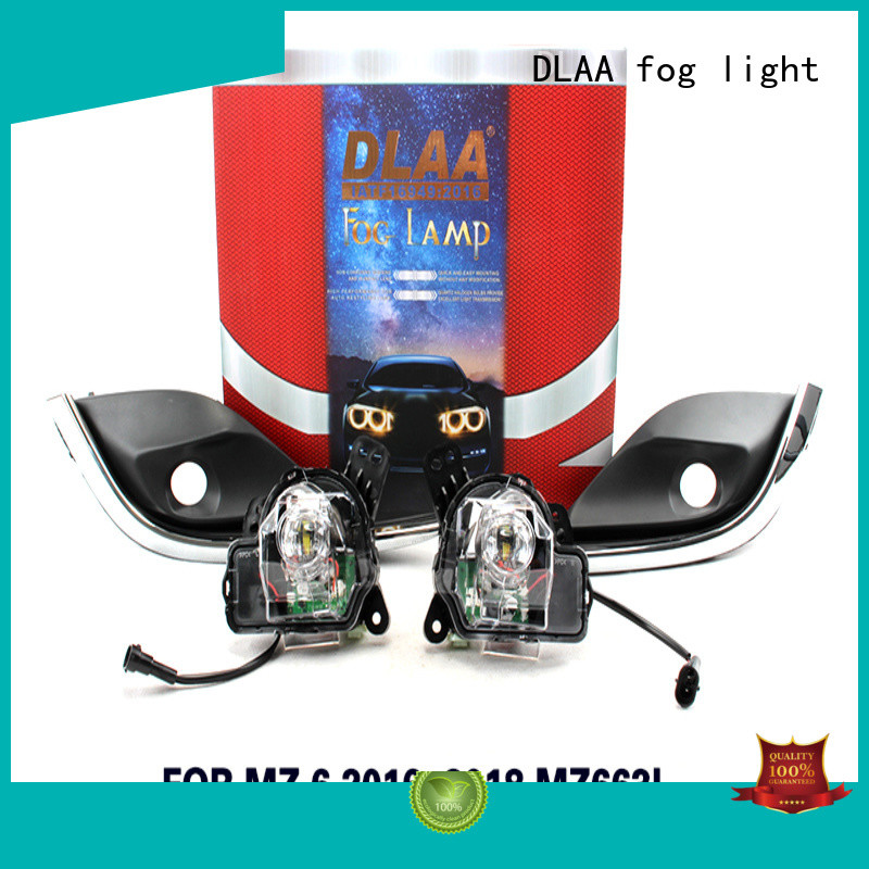 DLAA New good fog lights Suppliers for Mazda Cars