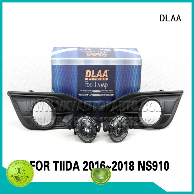 DLAA High-quality universal fog lamp Suppliers for Nissan Cars