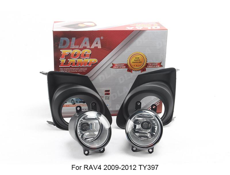 DLAA  Fog Lamp Set Bumper Lamp For Corolla/Altis 2011-2013 TY422
