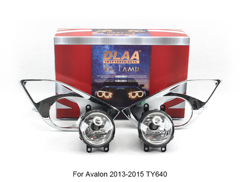 DLAA  Fog Lamp Set Bumper Lamp For Avalon 2013-2015 TY640