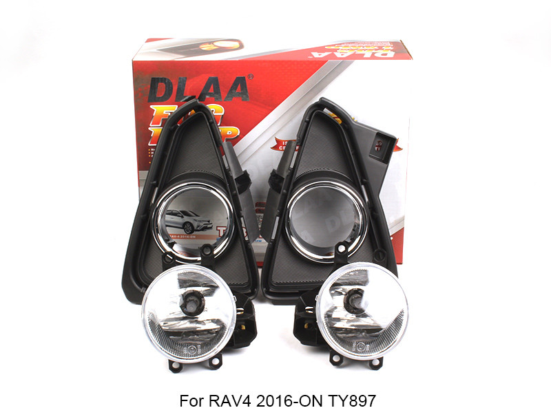 DLAA  Fog Lamp Set Bumper Lamp For RAV4 2016-ON TY897