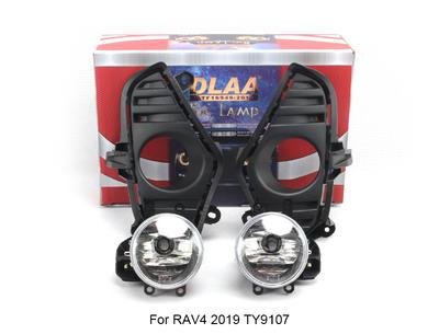 DLAA  Fog Lamp Set Bumper Lamp For RAV4 2019 TY9107