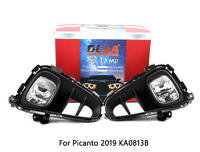 DLAA Fog Lamp Set Bumper Lamp For Picanto 2019 KA0813B