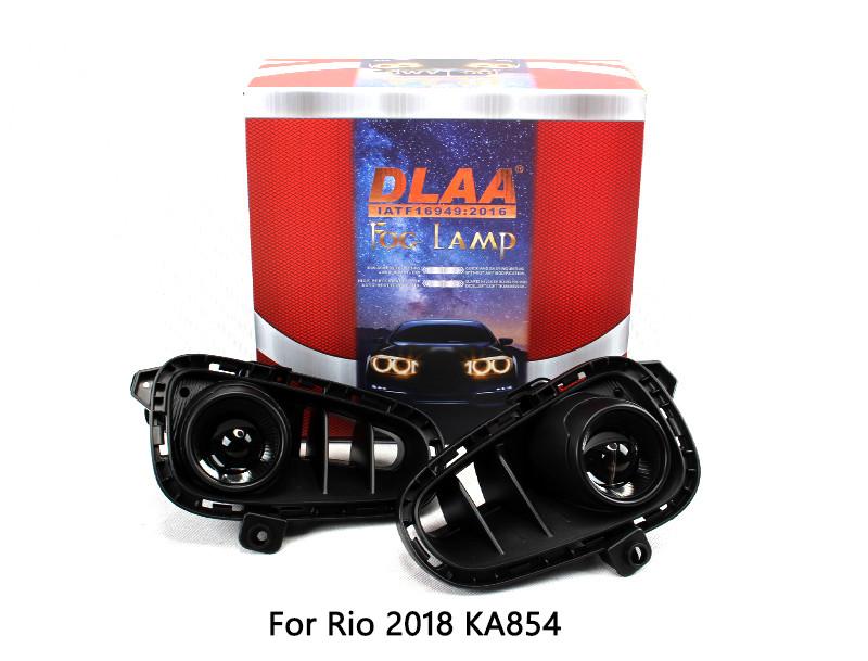 DLAA  Fog Lamp Set Bumper Lamp For RIO 20118-ON KA854