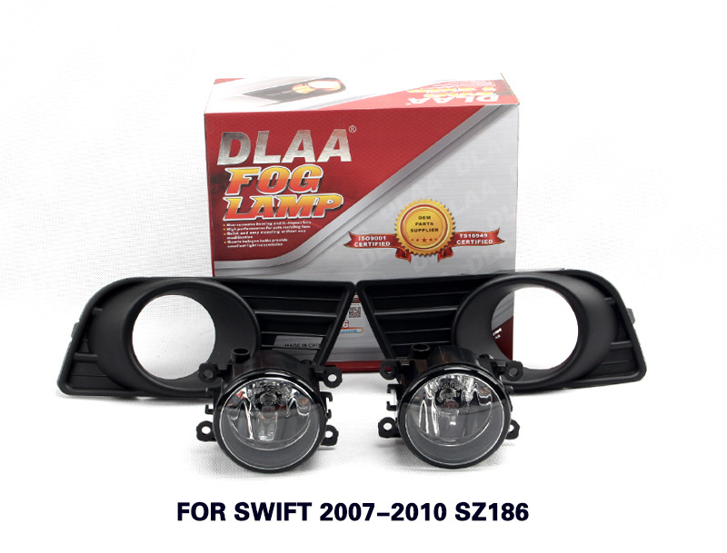 DLAA Fog Lamp Set Bumper Lamp For Swift 2007-2010 SZ186