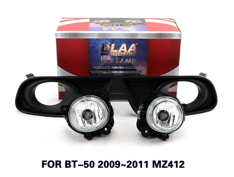 DLAA  Fog Lights Set Bumper Lamp With FOR BT-50 2009~2011 MZ412