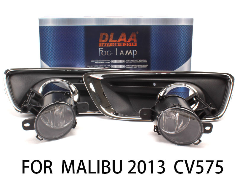DLAA  Fog Lamp Set Bumper Lights FOR Malibu 2013  CV575