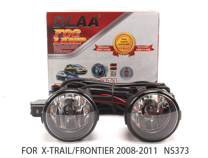 DLAA  Fog Lights Set Bumper Lamp FOR X-TRAIL/FRONTIER/RONIE 2003-2004