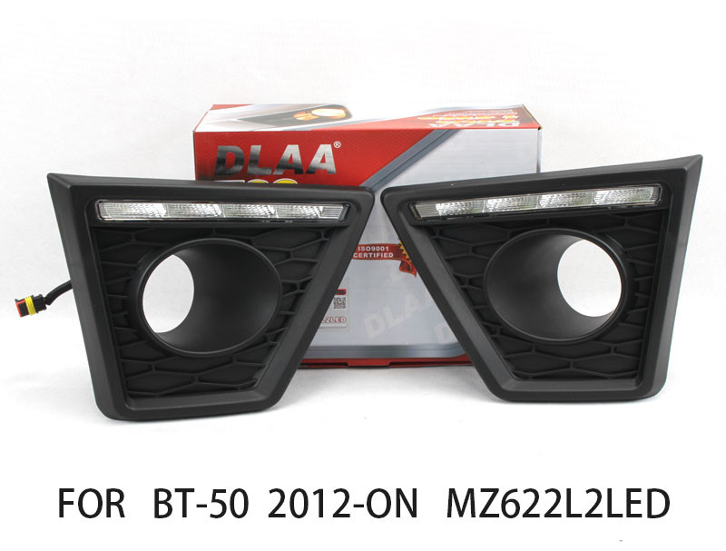 DLAA  Fog Lights Set Bumper Lamp with led FOR BT-50 2012-ON  MZ622