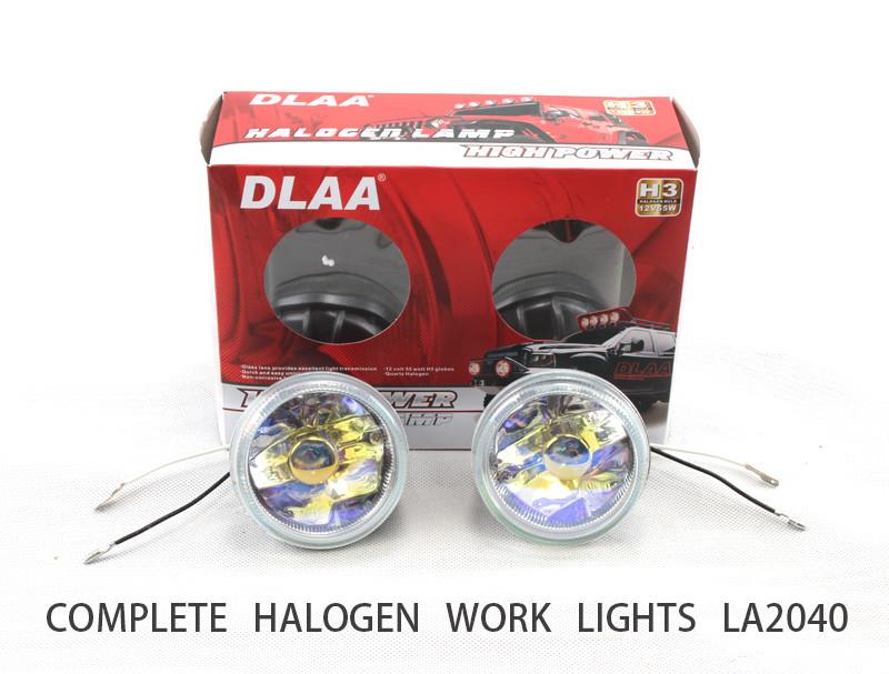 DLAA  Halogen work lights Lamp LA2040