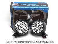 DLAA  Halogen fog lamp Spot Lights 7
