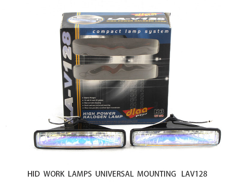 DLAA  Halogen work lights Lamp LAV128