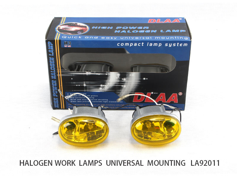 DLAA  Halogen work lights Lamp LA92011
