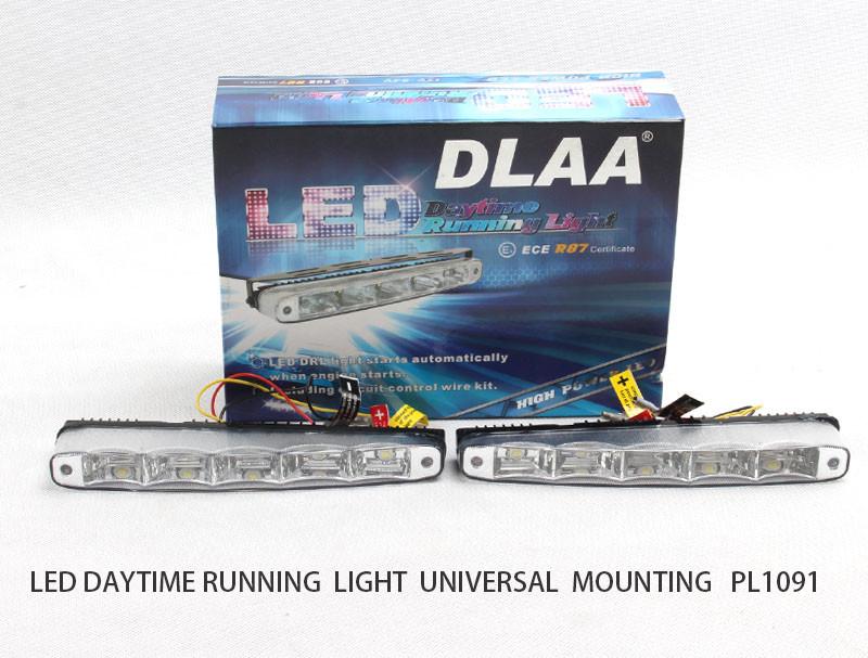 DLAA  LED DAYTIME RUNNING Lights Lamp PL1091