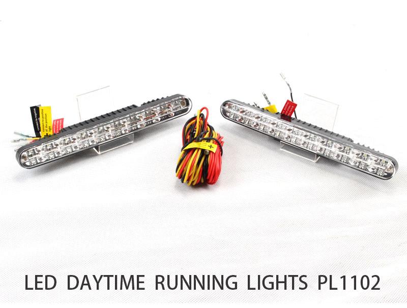 DLAA   Driving Fog Led Work Light Lamp drl led daytime running lithts FD   PL1102