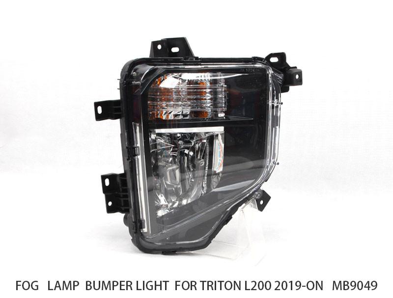 DLAA  Fog Lights front Set Bumper Lamp FOR TRION L200 MB9049