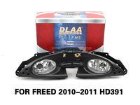 DLAA  Fog Lamp Set Bumper Lights FOR FREED 2010-2011 HD391