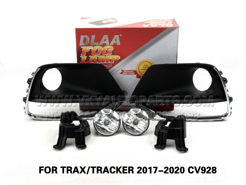DLAA Fog Lights Set Bumper Lamp  FOR TRAX TRACKER 2017-2020 CV928