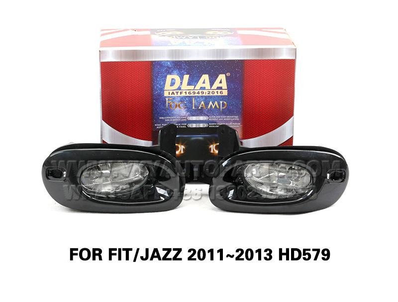 DLAA  Fog Lamp Set Bumper Lights FOR FIT JAZZ 2011~2013 HD579