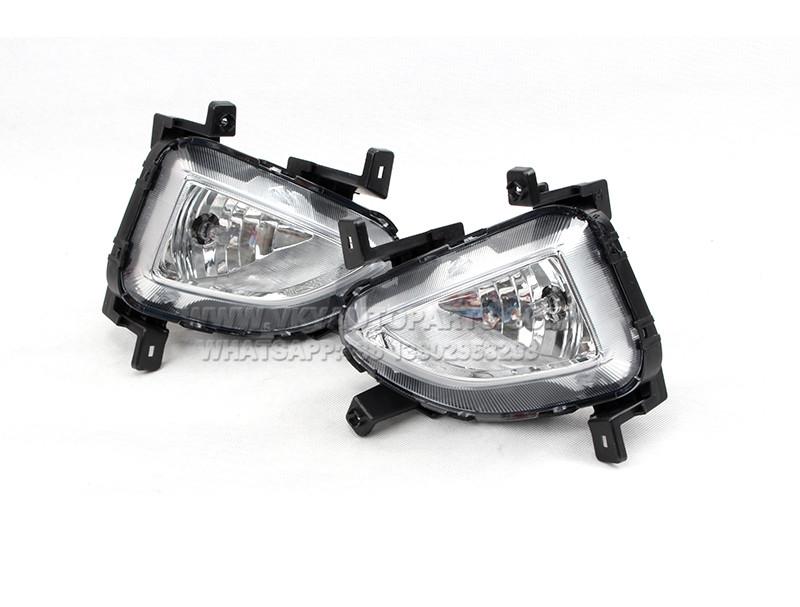 Best waterproof led fog lights lights manufacturers for Hyundai Cars-2