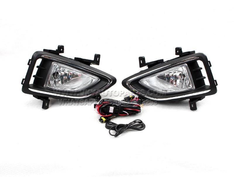 Best waterproof led fog lights lights manufacturers for Hyundai Cars-1