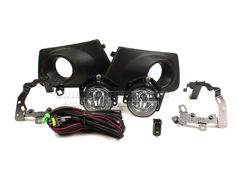 DLAA Custom 2 inch led fog lights manufacturers for Mitsubishi Cars-1