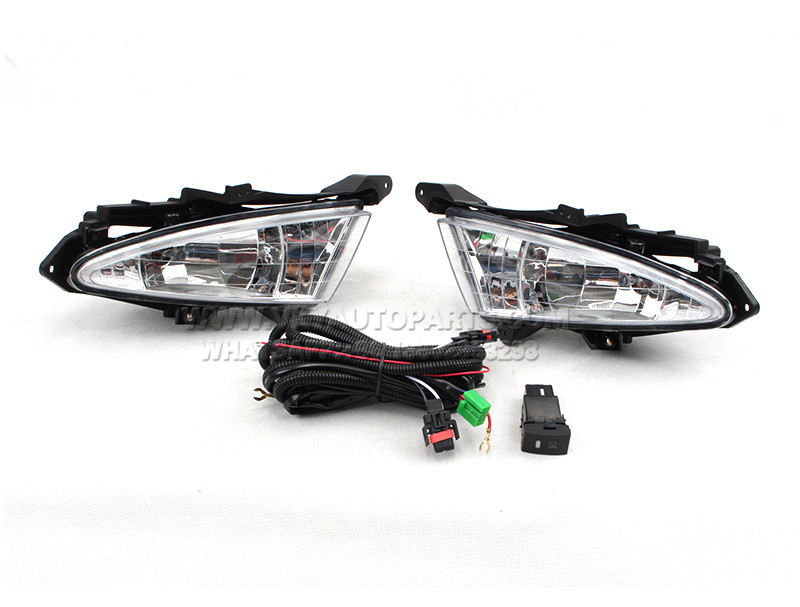New front fog lamp dlaacomplete Supply for Hyundai Cars-1
