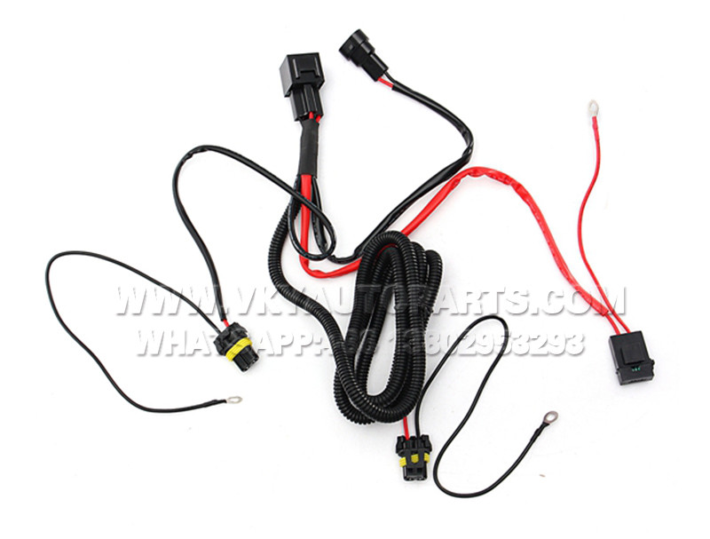 Dlaa Complete Wiring Harness Relay Kit For 9005...