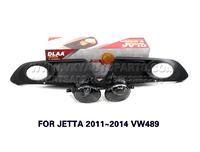 DLAA  Fog Lamp front Set Bumper Lights FOR JETTA 2011~2014 VW489