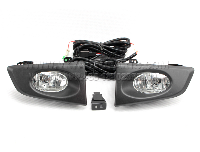 DLAA hd952 auto led fog lights company for Honda Cars-1