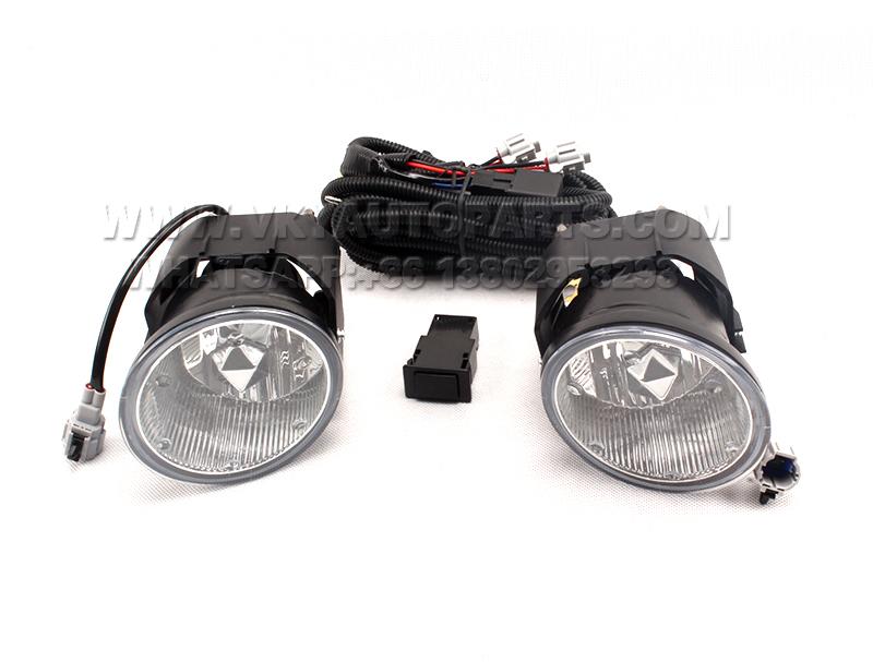 DLAA New led light fog Suppliers for Nissan Cars-1