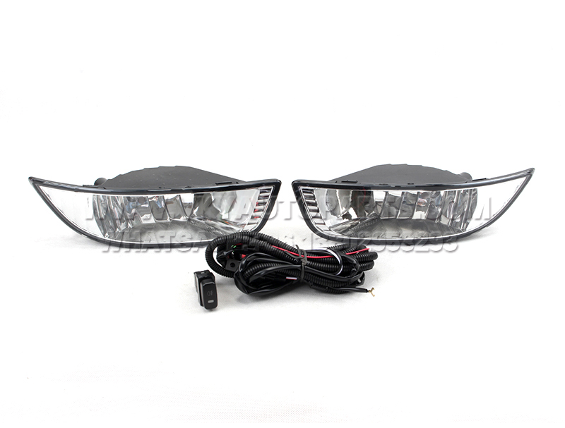 DLAA Wholesale round fog light kit for business for Mitsubishi Cars-1