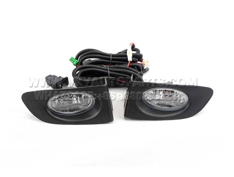 DLAA High-quality round fog lamps Supply for Honda Cars-1