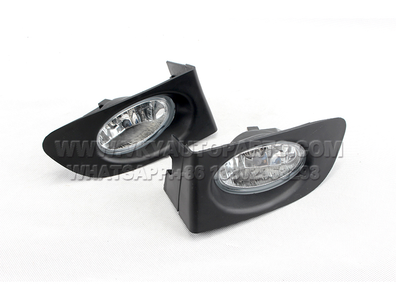 DLAA High-quality round fog lamps Supply for Honda Cars-2