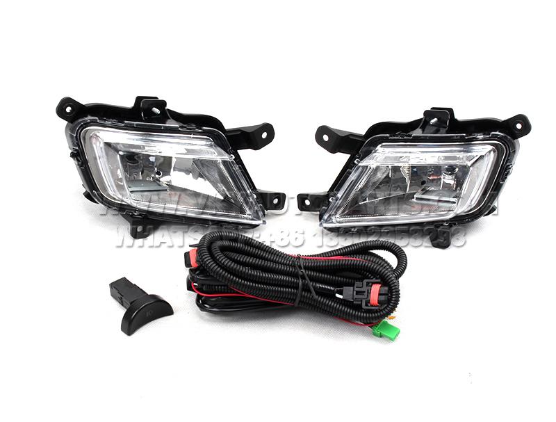 DLAA Top kia fog lights Suppliers for Kia Cars-1
