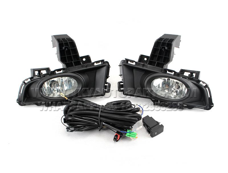 Custom cool fog lights cx5 factory for Mazda Cars-1