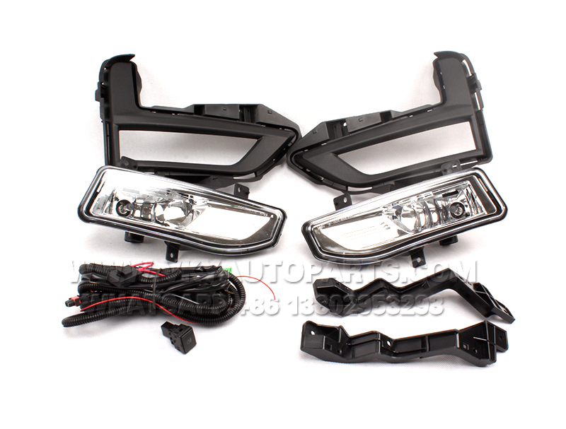 DLAA High-quality projector fog light kit Suppliers for Nissan Cars-1