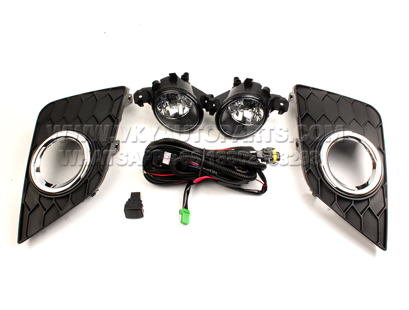 DLAA Best car front fog lights Suppliers for Nissan Cars-1