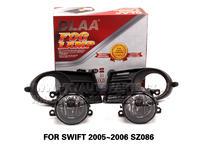 DLAA  Fog Lights Set Bumper Lamp FOR SWIFT 2005~2006 SZ086